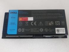 Pin laptop 9cells 97wh dùng cho Dell Precision m4600 m4700 m4800 m6600 m6700 m6800, thời lượng trung bình sử dụng 2.5h (thực tế có thể hơn nhiều)