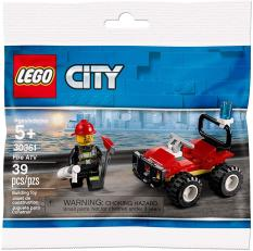 Instructions For LEGO CITY 30361