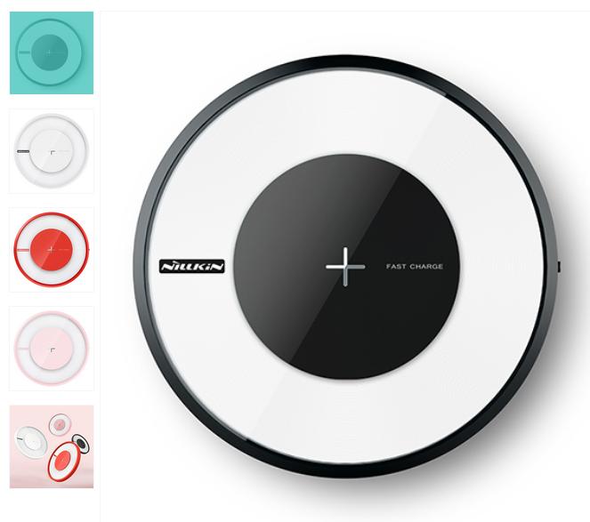 [HOT PHIÊN BẢN MỚI] Đế Sạc Không Dây Nillkin Magic Disk 4 Fast Wireless Charger Công Nghệ Sạc Nhanh,Tự Động Tắt Khi Pin Sạc Đầy, Hay Khi Có Sự Cố Về Nguồn Điện Thiết Kế Nhỏ Gọn,Trọng Lượng Nhẹ Dễ Dàng Mang Đi Theo Bên Mình.
