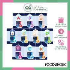 Mặt nạ giấy Foodaholic Essential Mask