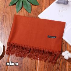 Khăn quàng cổ AH1393 – Khăn choàng cashmere ấm thời trang mùa đông hàn quốc