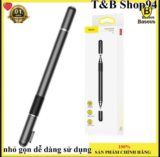Bút Cảm Ứng Điện Dung hãng Baseus – Bút vẽ Cho iPhone iPad iPhone Samsung Xiaomi Huawei Tablet Pen phù hợp với tất cả các smartphone cảm ứng