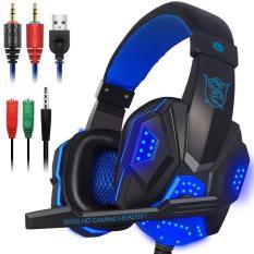 [CHẤT NHƯ NƯỚC CẤT] Tai nghe gaming có mic PLEXTONE PC780 có đèn LED cho máy tính, điện thoại (khi dùng cáp chuyển đổi), Tai nghe chụp tai gaming, tai nghe chơi game PUBG, Tai nghe học tiếng Anh, tai nghe chơi game máy tính, laptop [GoodShop4U]