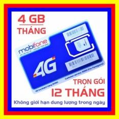 Sim 4G Mobifone trọn gói 1 năm không nạp tiền MDT250A có 4GB/tháng (Mạnh như sim 4G Viettel và sim 4G Vina) – Sim 4G Mobi – Shop Sim Giá Rẻ