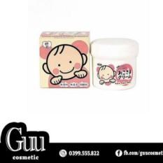 Kem nẻ dưỡng ẩm Okosama Toplan cho bé Nhật Bản