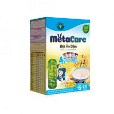 Bột ăn dặm Metacare – 4 vị ngọt (200g)