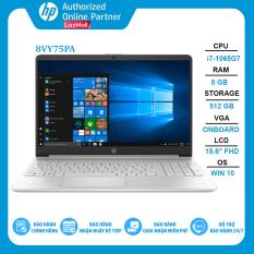 Laptop HP 15s-fq1022TU 8VY75PA i7-1065G7 | 8GB | 512GB | Intel UHD Graphics | 15.6″ FHD | Win 10