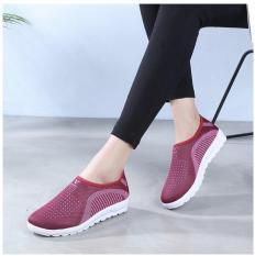 Giày Sneaker Thời Trang Nam nữ – ACG266 (Đen đỏ-Đen xanh-Đen Xám Bạc)