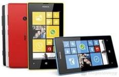 điện thoại cảm ứng giá rẻ nokia lumia 520 , máy đủ màu , tặng kèm sạc