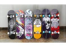 [ VÁN ĐẠT CHUẨN THI ĐẤU ] Cách Chọn Ván Trượt , Mua Ván Trượt Người Lớn , Ván Trượt Dài Giá Rẻ , Ván Trượt Skateboard , Trục Bánh Hợp Kim Nhôm Chịu Lực Cao , Chịu Lực Tối Đa 100kg , Loại Tốt Rất Chắc Chắn , Bh 12 Tháng