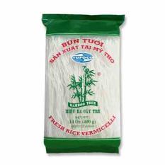 4 gói bún tươi không có chất bảo quản sấy khô Ba Cây Tre