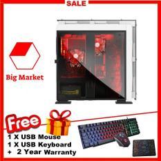 Thùng CPU chơi Game cao cấp (Pentium G2030, R 8GB, HDD 1TB, Card VGA RờiGTX750ti 2GB) BMK Gaming + Bộ Quà Tặng Chất