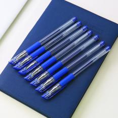 Bộ 20 Bút Bi Nước Siêu Bền, Bút Bi Mực Nước Xanh, Đen