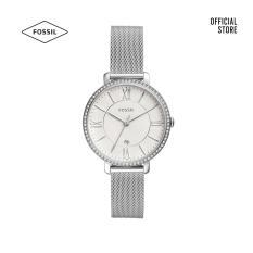 Đồng hồ nữ Fossil JACQUELINE dây kim loại ES4627 – màu bạc