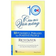 Cá Chép – 10 Câu Nói Vạn Năng – 10 Powerful Phrases For Positive People