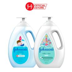 Bộ 2 chai Sữa tắm Johnsons Baby 1000ml x 2 – Giới hạn 5 sản phẩm/khách hàng