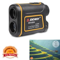 Ống nhòm đo khoảng cách, tốc độ laser siêu xịn SNDWAY Kính Viễn Vọng Đo Xa SW600A SW1000A SW1500A