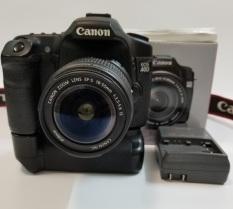 Máy ảnh Caon 40d+kit fullbox