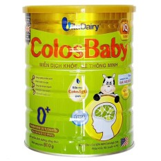 Sữa COLOSBABY IQ gold 0+ (0-12th) 800gr