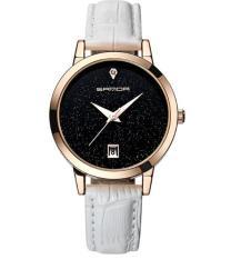 Đồng hồ nữ dây da cao cấp Sanda P194 (tặng kèm pin)