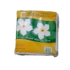 Khăn giấy vuông hoa mai vuông có thể dùng thấm hút dầu tốt