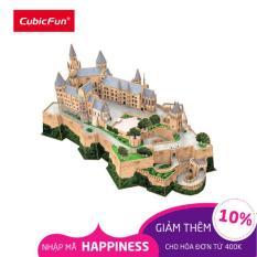 Mô Hình giấy Cubic Fun Lâu Đài Hohenzollern ( Đức) MC232H