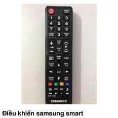 Điều khiển samsung Smart tivi