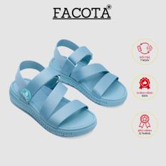 Giày sandal nữ quai dù thể thao chính hãng Facota V1 Sport HA18 sandal học sinh