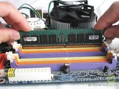 [HCM]Ram máy tính để bàn 2GB DDR3 bus 1333 PC3 10600 (Hãn ngẫu nhiên) Kingston