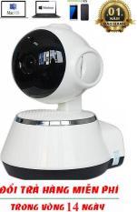 Camera WiFi Robot 2 Anten giấu Kín đàm thoại 2 chiều bảo hành 12 tháng lỗi 1 đổi 1