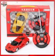 Xe ô tô điều khiển từ xa Super car- Xe ô tô điều khiển từ xa 4 chiều cho bé