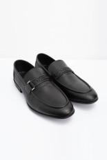 Giày tây nam thiết kế kiểu giày lười IVY moda MS 52E2587