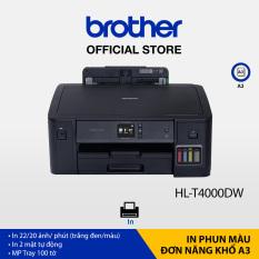 Máy in phun màu đơn năng khổ A3 Brother HL-T4000DW