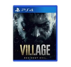 [HCM]Đĩa Game Resident Evil Village PS4
