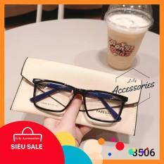 Gọng kính cận thời trang Gọng cận vuông 8506