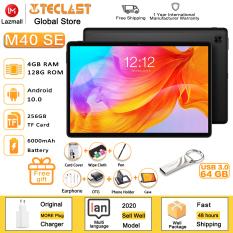 Hàng Mới Về Teclast M40SE Android 10.0 Chính Hãng 4GB RAM + 128GB ROM 10.1 Inch Hiệu Suất Cao 4G Máy Tính Bảng Văn Phòng/Học Tập Netcom