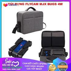 Balo túi đựng dành cho Flycam MJX Bugs 4W, JJRC X11 nhỏ gọn tiện lợi