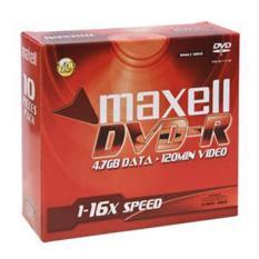 ĐĨA TRẮNG DVD MAXELL TỐT 10 ĐĨA TẶNG 10 CÁI BỌC XỐP DỰNG ĐĨA