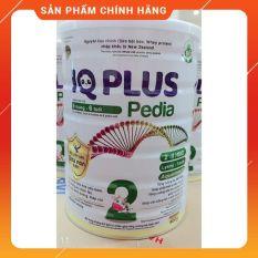 Sữa IQ Plus Pedia 900g Date Mới Giúp Tăng Cường Sức Đề Kháng Cho Trẻ