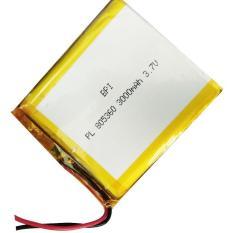 Pin Lipo Polymer 3.7V 3000mah hàng USA kèm mạch xạc tự ngắt khi đầy