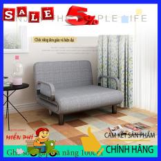 Ghế sofa gấp đa năng 120cm, ghế sofa giường nằm-Bảo hành 1 năm