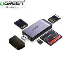 ĐẦU ĐỌC THẺ All In One CHUẨN USB 3.0 UGREEN 50541