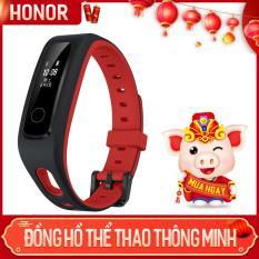 Đồng Hồ Thông Minh – Hàng Chính Hãng Wrist Smart Watch Phone Mate Honor handband 4 running