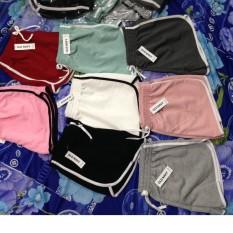 quần đùi thể thao nữ