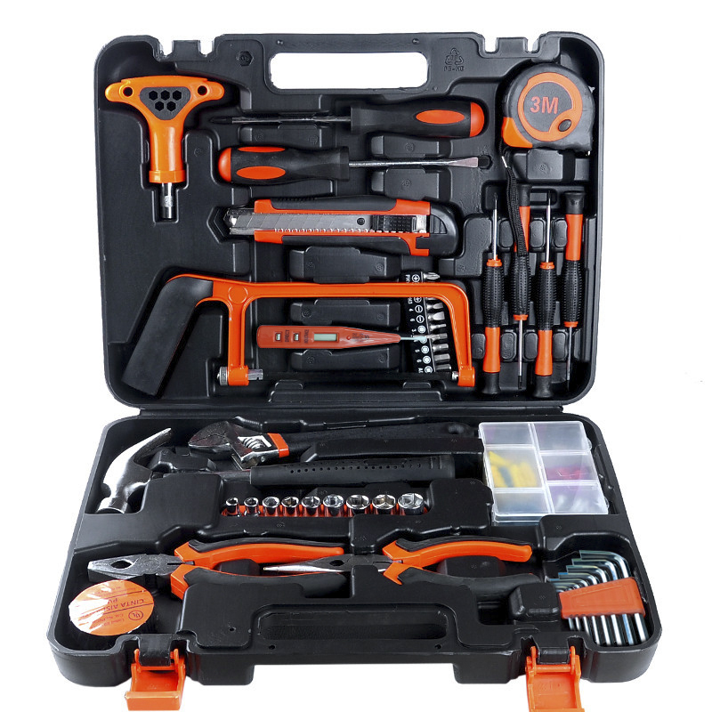 Bộ dụng cụ sửa chữa đa năng 45 chi tiết Kachi MK166 – Có hộp đựng tiện lợi, nhỏ gọn