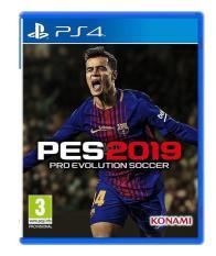 Đĩa Game PlayStation PS4 Sony Pes 2019
