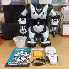 Đồ chơi điều khiển từ xa thông minh, robot siêu khỏe khoắn