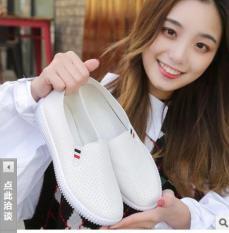 Giày lười nữ thoáng khí – slip on nữ