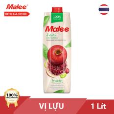 [CHỈ HÔM NAY] Nước ép Malee nhập khẩu Thái Lan, vị lựu và trái cây hỗn hợp, dung tích 1 Lít, HSD 12 tháng
