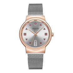 Đồng hồ nữ Julius Hàn Quốc JA-1187 dây thép